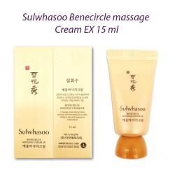 Массажный крем для лица Sulwhasoo Benecircle massage Cream EX