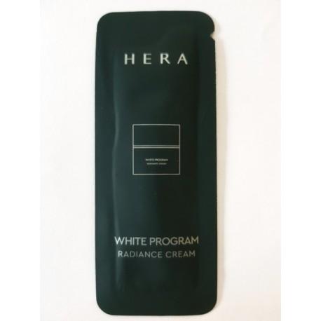 HERA WHITE PROGRAM radiance cream
