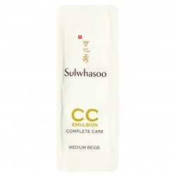 SULWHASOO CC Emulsion complete care 1*10шт