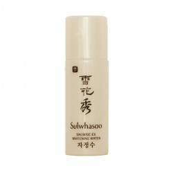 SULWHASOO Snowise Ex Whitening Water 5шт*5шт