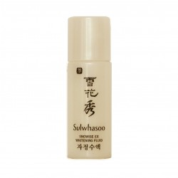 SULWHASOO Snowise Ex Whitening Fluid 5мл*5шт