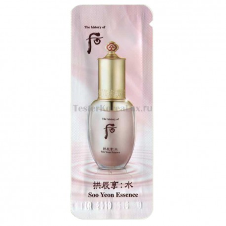 The History of Whoo Soo Yeon Essence 1*10ea