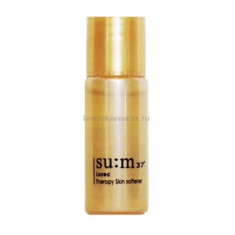SU:M37˚  Losec Therapy Skin Softner 6ml*5ea