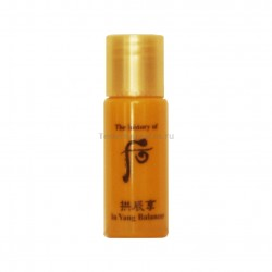 Балансирующий тонер The History of Whoo Essential Moisturizing Balancer 6 мл*5шт