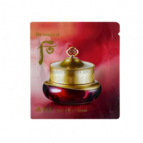 The History of Whoo Jinyul Eye Cream 1*10шт