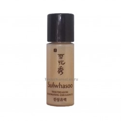 SULWHASOO Timetreasure Renovating Emulsion EX 5ml*5шт