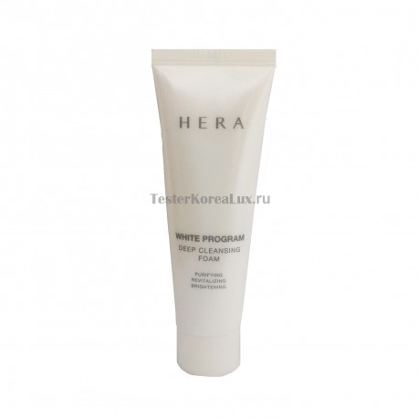 HERA White Program Cleansing Foam 50мл