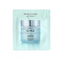 O HUI Miracle Aqua Gel Cream 1мл*10шт