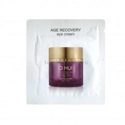 O HUI Age Recovery Eye Cream 1мл*10шт