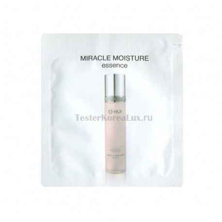 O HUI Miracle Moisture Essence 1мл*10шт