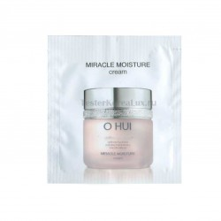 O HUI Miracle Moisture Cream 1мл*10шт