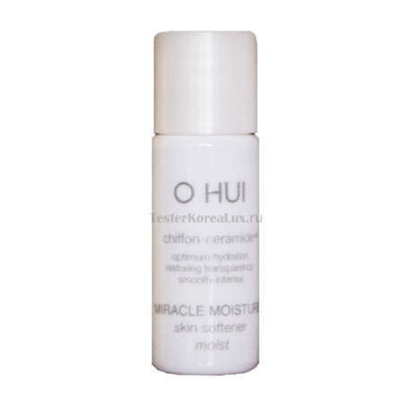 O HUI Miracle Moisture Skin Softener 5мл*6шт