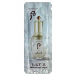 The History of Whoo  Whitening Essence 1*10шт