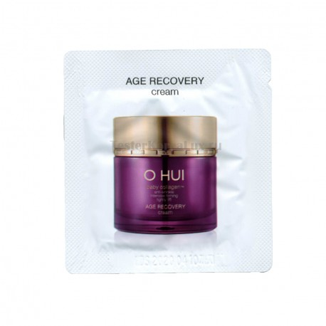 O HUI Age Recovery Eye Cream 1мл*10шт