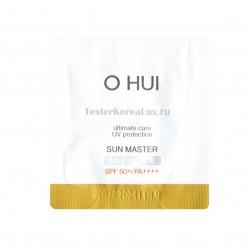 Многофункциональный солнцезащитный крем  O HUI Sun Master Infinite  EXSPF50+/PA++++ 1мл*10шт
