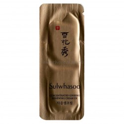 SULWHASOO Concentrated Ginseng Renewing   Light Cream  1ea*10шт