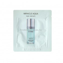 OHUI Miracle Aqua Eye Serum 1мл*10шт