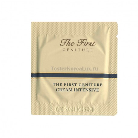 O HUI The First  Geniture Cream Intensive  1*10шт