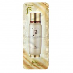 The history of Whoo First Care Moisture Anti-aging Essence