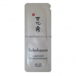 SULWHASOO Lumitouch foundation (liquid) SPF15  23 тон  True Beage 1мл*10шт